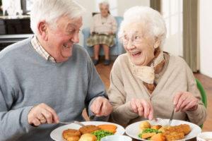 Cibo Anziani